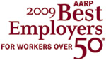 2009 AARP Best Employers for Workers Over 50