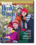 Veterans Health Watch Cover